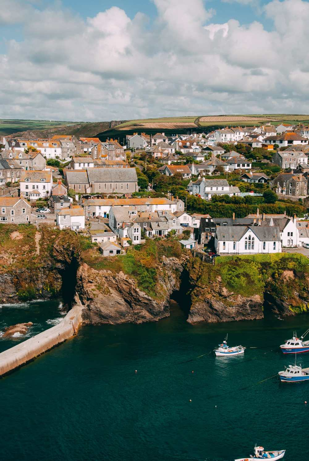 Places To Visit On The The Coast Of Cornwall, England (9)