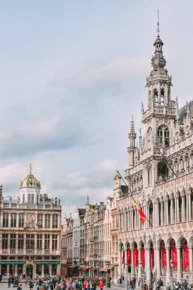 Weekend Travel Plan: 11 Things To Do In Brussels (13)