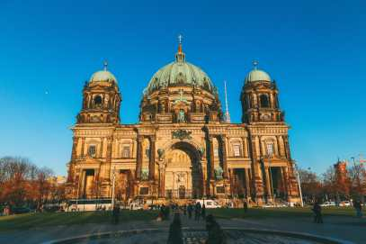 Visiting Charlottenburg Palace and The Berlin Cathedral… In Berlin, Germany (19)