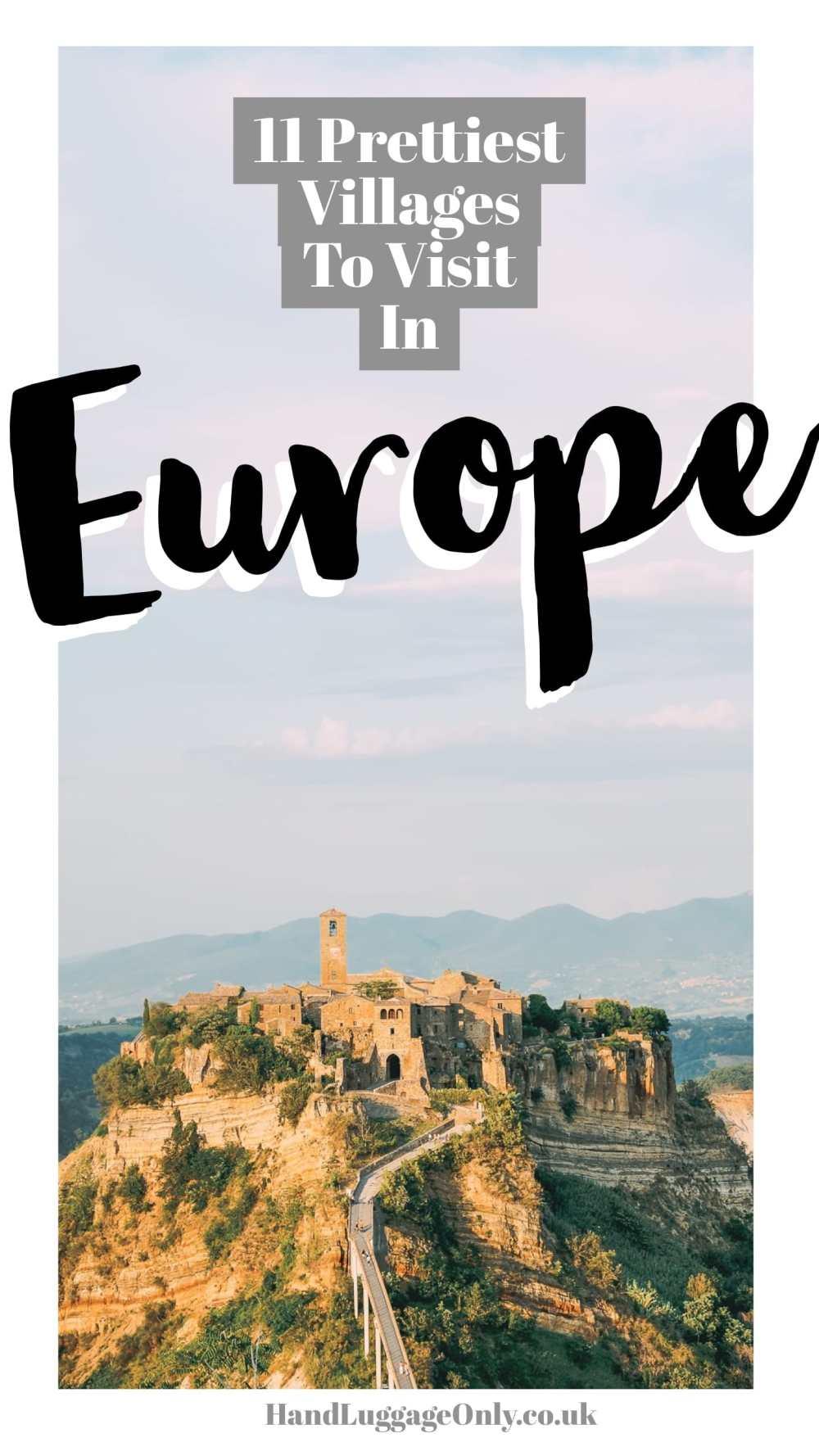 Prettiest Villages To Visit In Europe (1)