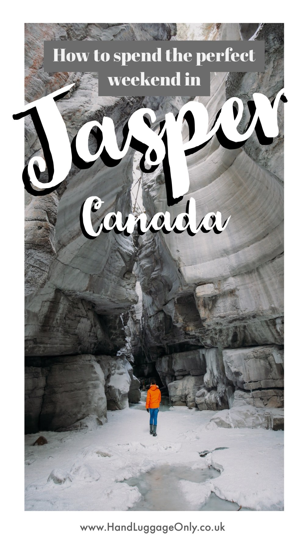 Jasper, Canada – Your Weekend Travel Plan And Itinerary For Winter