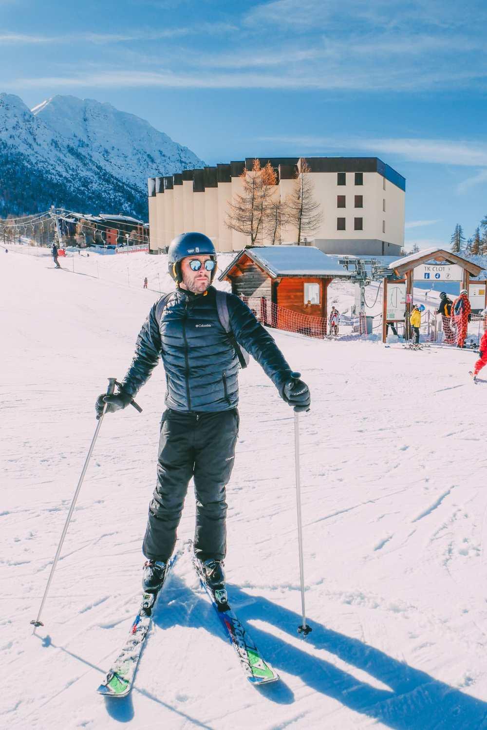 Skiing In Montgenevre, France (13)