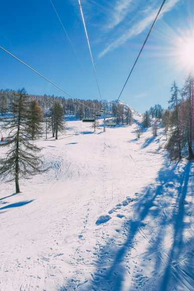 Skiing In Montgenevre, France (17)