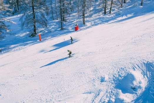 Skiing In Montgenevre, France (18)