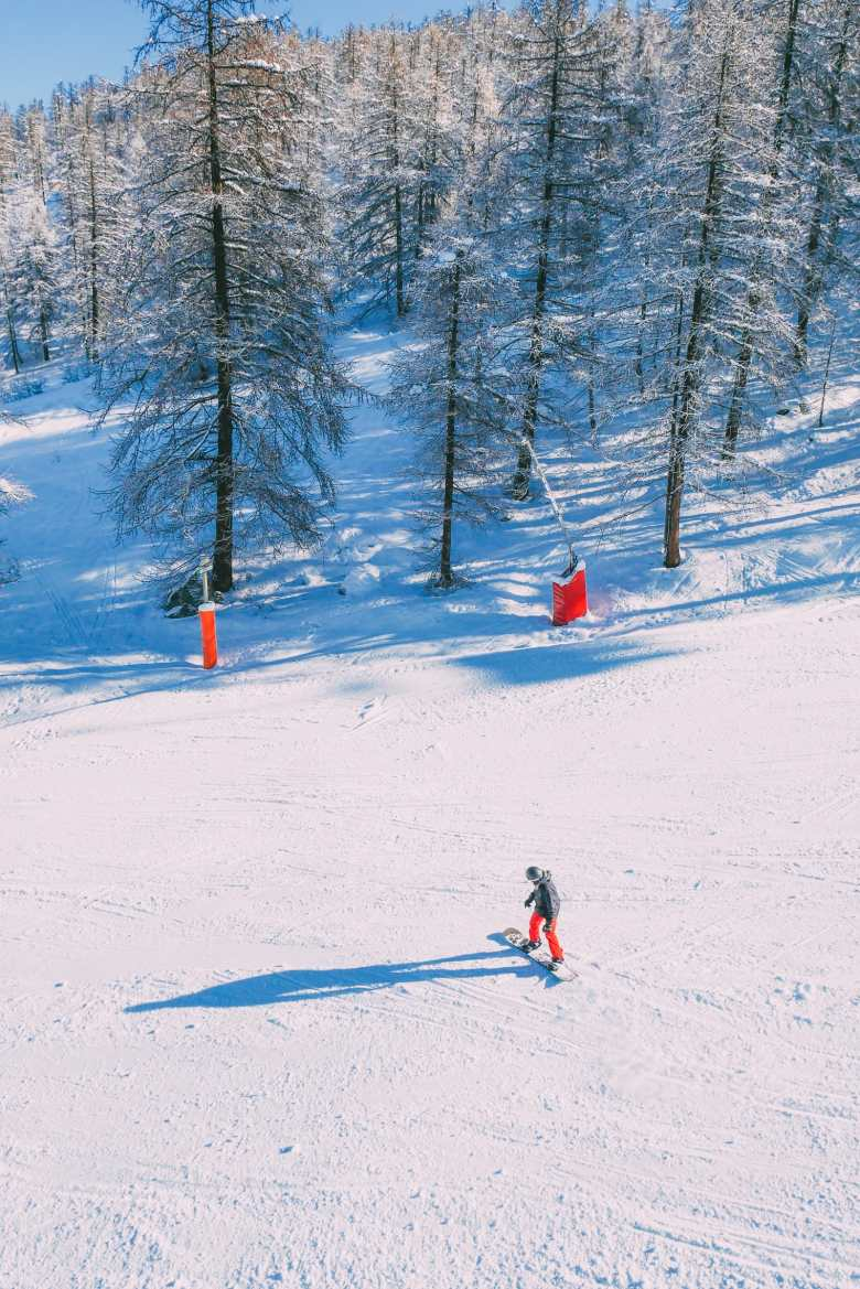 Skiing In Montgenevre, France (19)