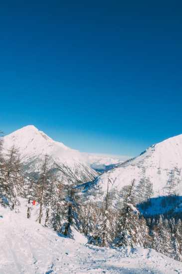 Skiing In Montgenevre, France (25)