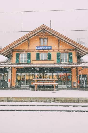 A Journey To Jungfraujoch And The Beautiful Town Of Interlaken, Switzerland (46)
