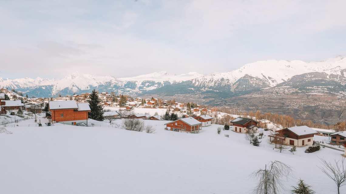 Exploring Swiss Villages In Saint Martin, Valais... (10)