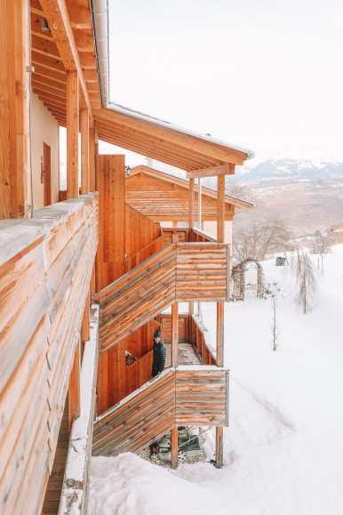 Exploring Swiss Villages In Saint Martin, Valais... (11)