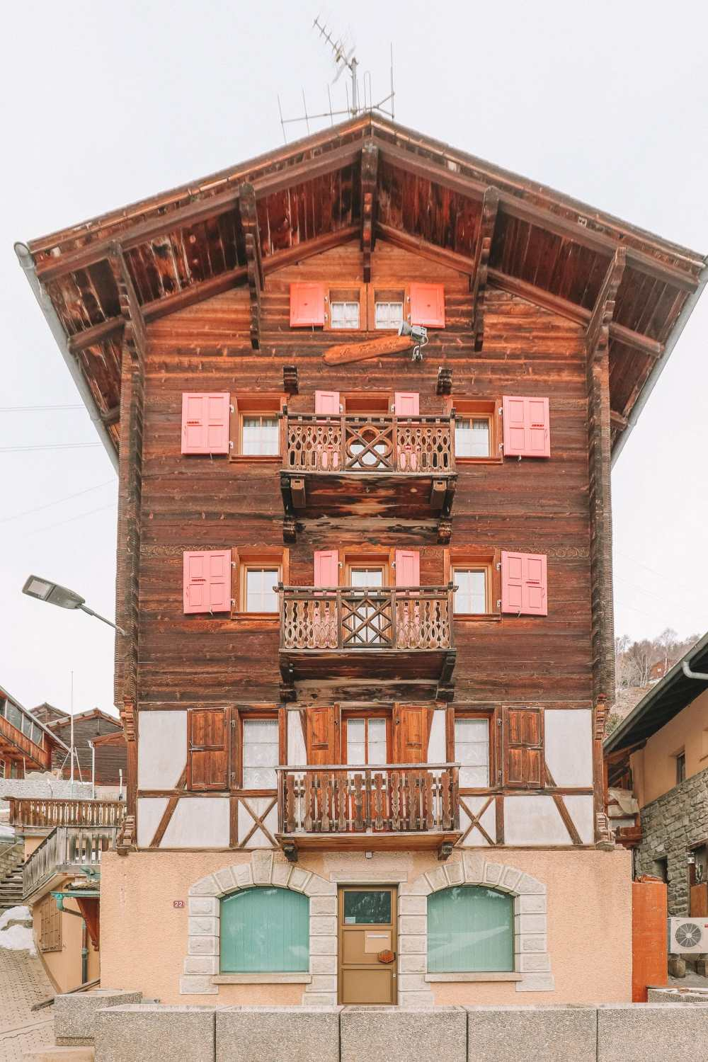Exploring Swiss Villages In Saint Martin, Valais... (31)