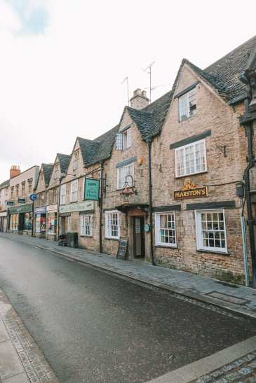 The Beautiful Market Town Of Cirencester, England... (55)
