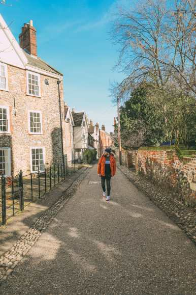 A Day In English Medieval City Of Norwich (5)