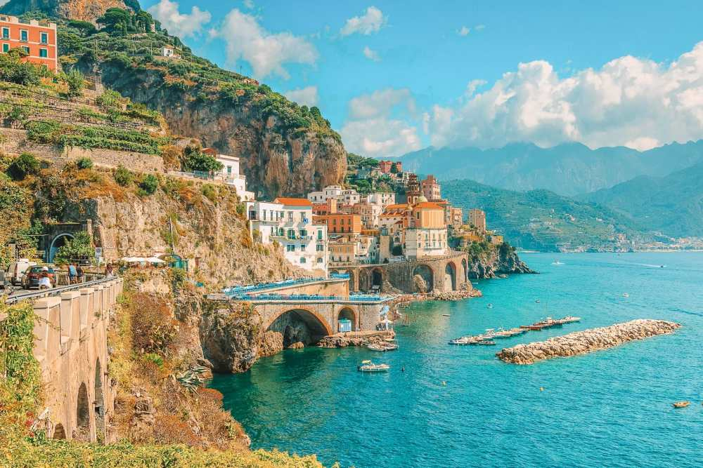 12 Beautiful Places In The Amalfi Coast Of Italy That You Have To Visit