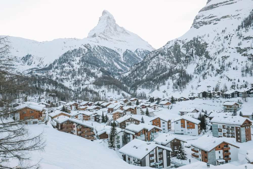 Sleeping In An Igloo Under The Matterhorn... In Zermatt, Switzerland (15)