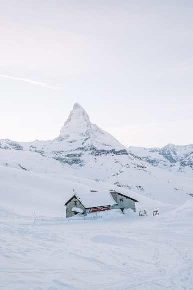 Sleeping In An Igloo Under The Matterhorn... In Zermatt, Switzerland (17)