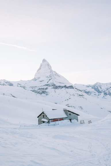 Sleeping In An Igloo Under The Matterhorn... In Zermatt, Switzerland (17)
