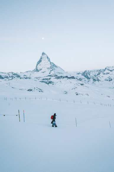Sleeping In An Igloo Under The Matterhorn... In Zermatt, Switzerland (45)