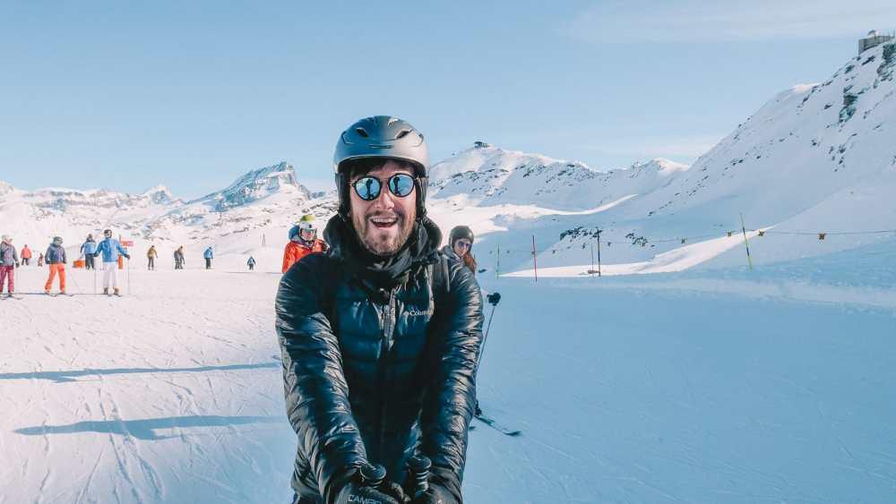 Skiing In Zermatt, Switzerland... (9)