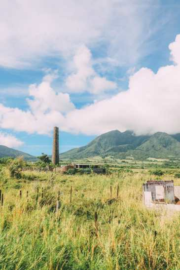 Rugged Coastlines, Old Forts And Lobster Dinners... On The Caribbean Island Of St Kitts (19)