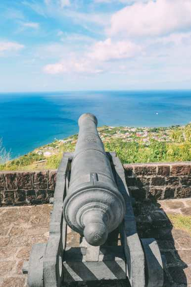 Rugged Coastlines, Old Forts And Lobster Dinners... On The Caribbean Island Of St Kitts (40)