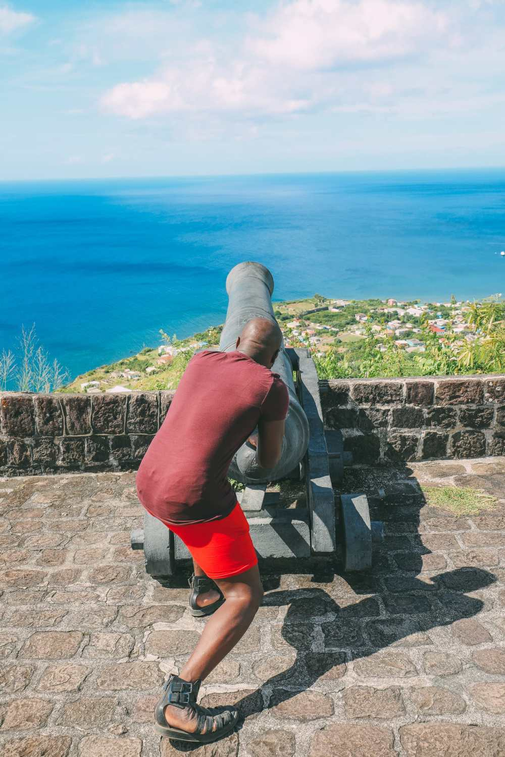 Rugged Coastlines, Old Forts And Lobster Dinners... On The Caribbean Island Of St Kitts (41)