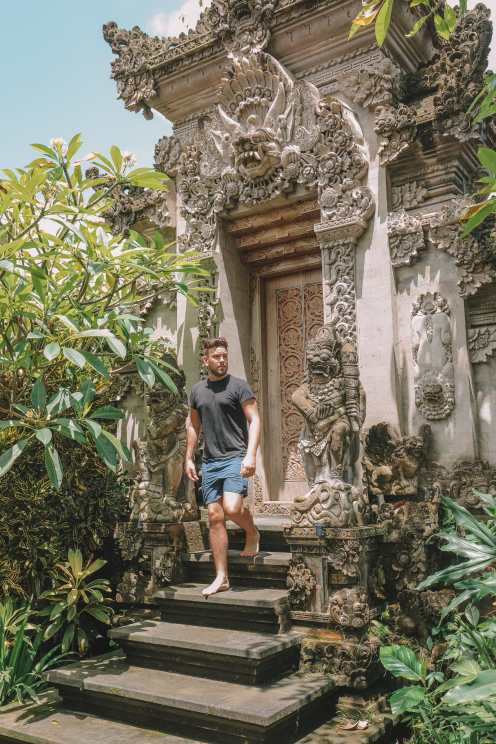 Bali Travel Diary - Ubud Palace, Uluwatu and Tanah Lot (9)