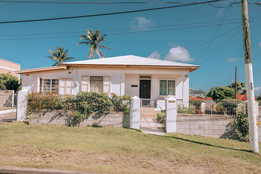 Down At The Beach House... In St Kitts, The Caribbean (25)