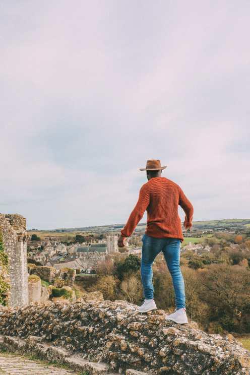 L'incroyable village anglais de 8 000 ans et la porte de Durdle sur la côte jurassique d'Angleterre (15)