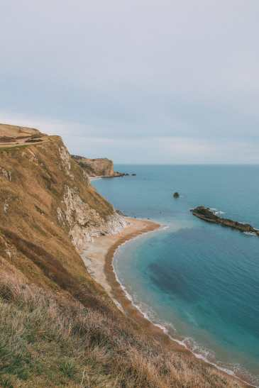 The Amazing 8,000 Year Old English Village And Durdle Door In The Jurassic Coast Of England (28)
