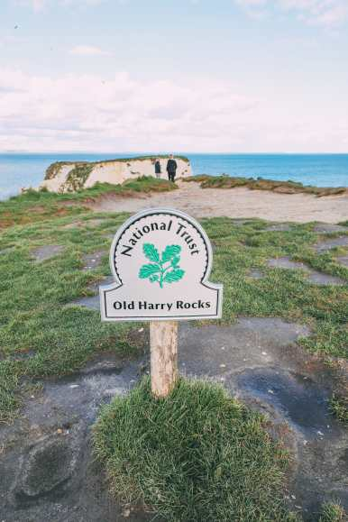 Exploring The Old Harry Rocks Formation On The Jurassic Coast Of England (32)