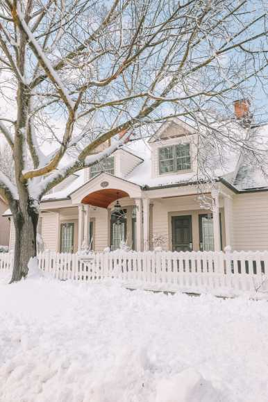 Ice Wine And Snow Storms... In Niagara-on-the-Lake, Canada (44)