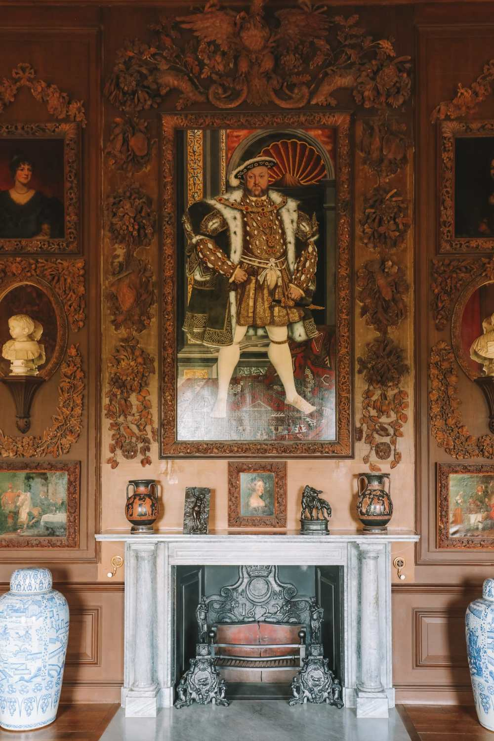 The Rather Amazing Petworth House... In West Sussex, England (20)