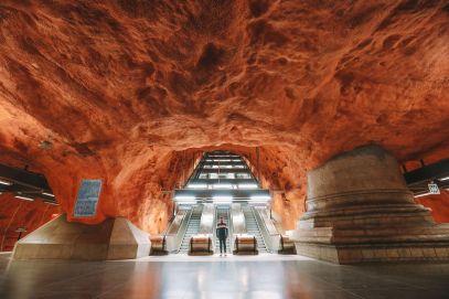 Best Stations Stockholm's Metro Art (10)