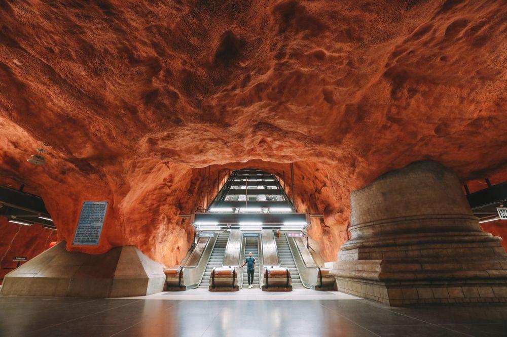 Best Stations Stockholm's Metro Art (16)