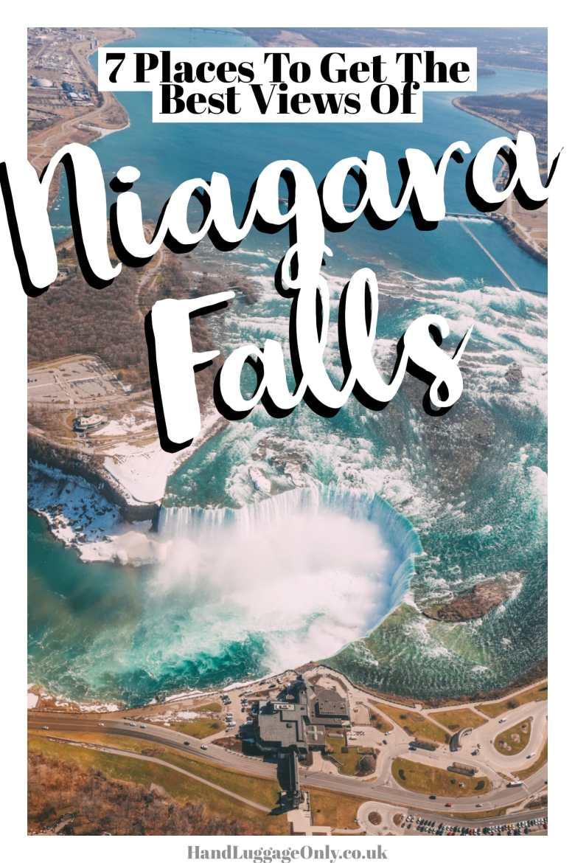 Best View Of Niagara Falls