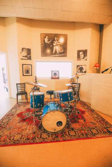 The Assassination Of Martin Luther King And Sun Studio - The Very Spot Elvis Presley Was Discovered (20)