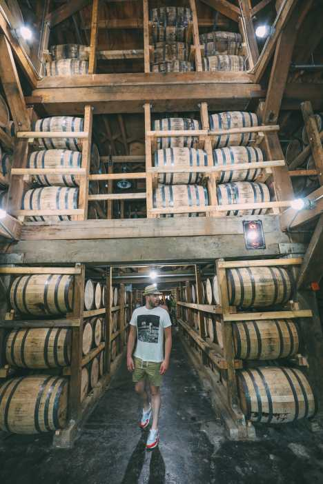 A Trip To The Jack Daniel's Distillery... In Lynchburg, Tennessee (21)