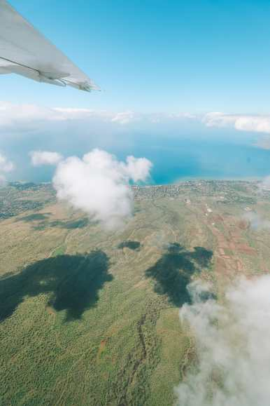 An Amazing View From Maui To The Big Island of Hawaii (6)