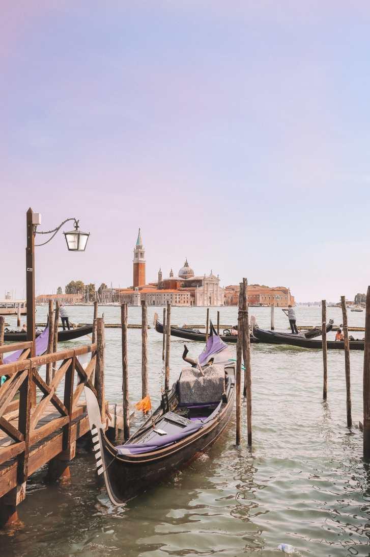 イタリア、ベニスからの写真とポストカード(2)