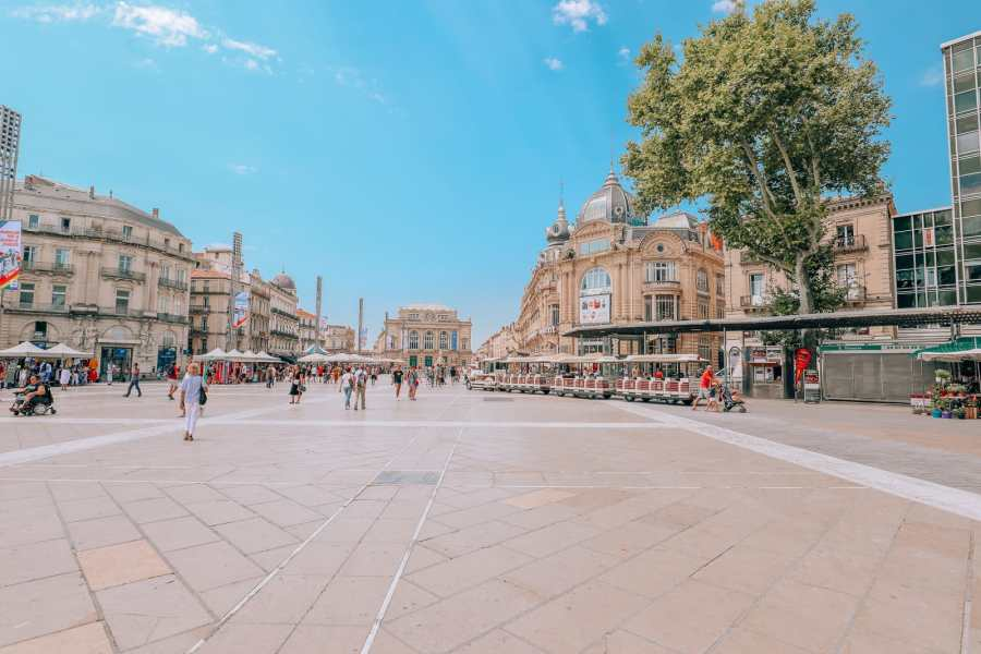 Finding Picasso And Soulages In Montpellier - The South Of France's Pretty City (40)