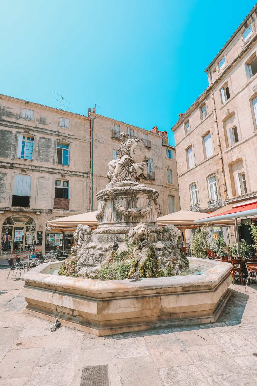 Finding Picasso And Soulages In Montpellier - The South Of France's Pretty City (48)