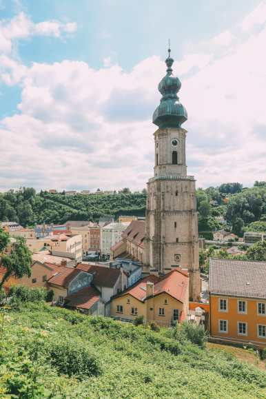 Burghausen Castle - The Longest Castle In The Entire World! (22)