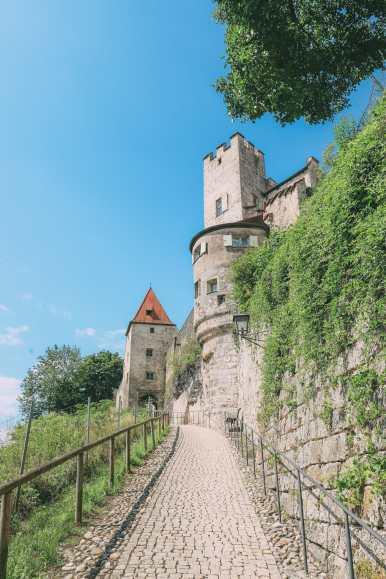 Burghausen Castle - The Longest Castle In The Entire World! (23)