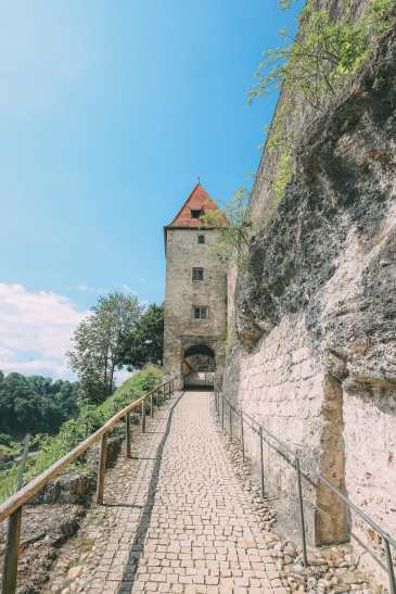 Burghausen Castle - The Longest Castle In The Entire World! (24)