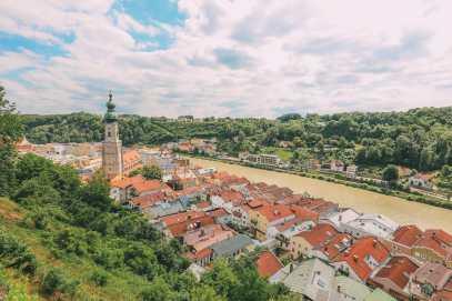 Burghausen Castle - The Longest Castle In The Entire World! (27)