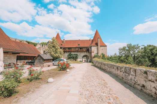 Burghausen Castle - The Longest Castle In The Entire World! (57)