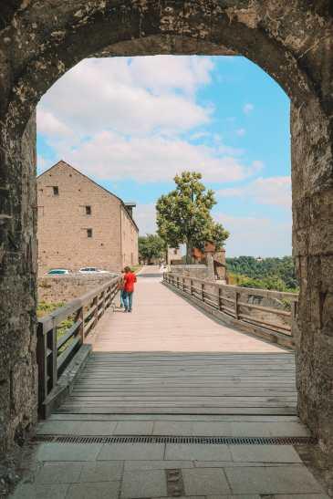 Burghausen Castle - The Longest Castle In The Entire World! (58)
