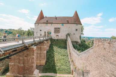 Burghausen Castle - The Longest Castle In The Entire World! (61)
