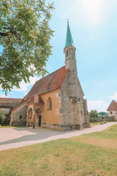 Burghausen Castle - The Longest Castle In The Entire World! (66)