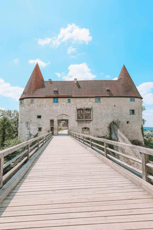 Burghausen Castle - The Longest Castle In The Entire World! (69)